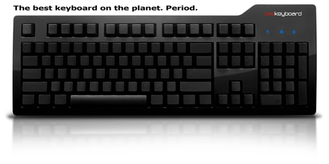 The Das Ultimate Keyboard