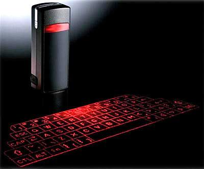 Laser Virtual Keyboard