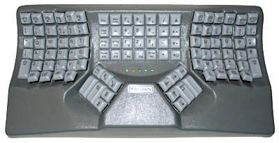 Maltron Ergonomic 3D keyboard