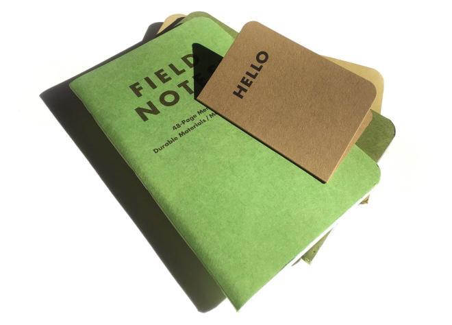 Field Notes Shenandoah Edition