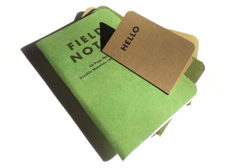 Field Notes Shenandoah Edition